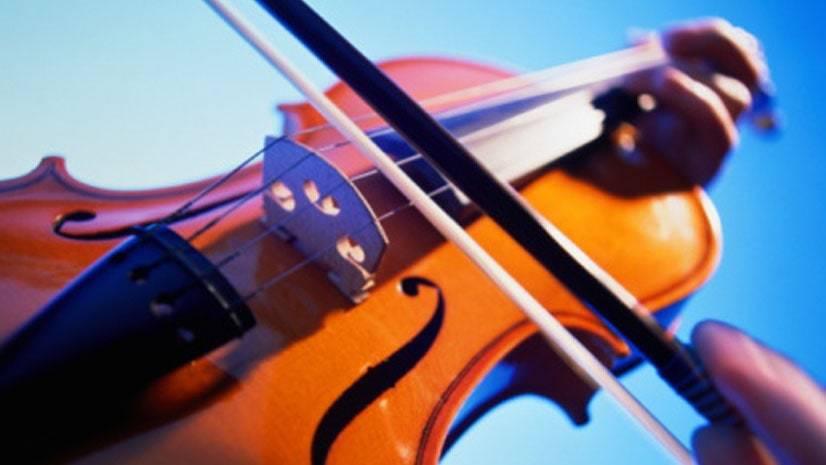 Afinando uma orquestra