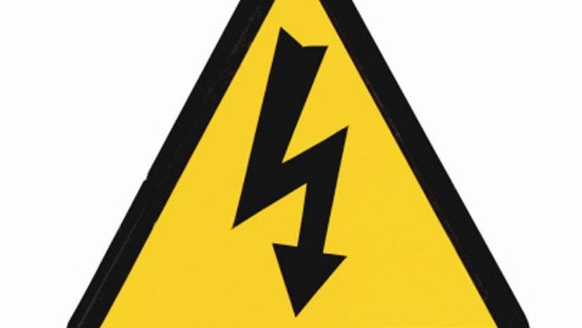 Os perigos da eletricidade