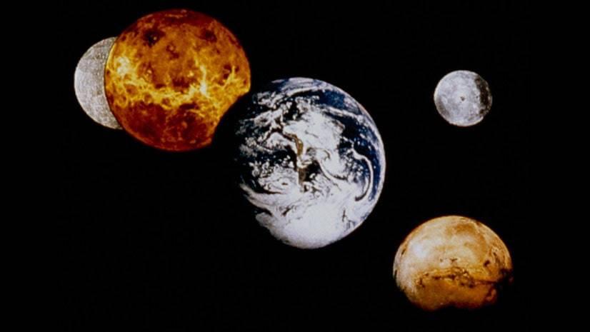 Planetas rochosos