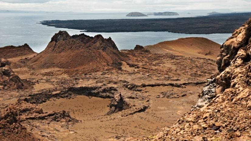 Vulcões das Ilhas Galápagos