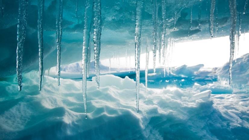 Condensação e congelamento