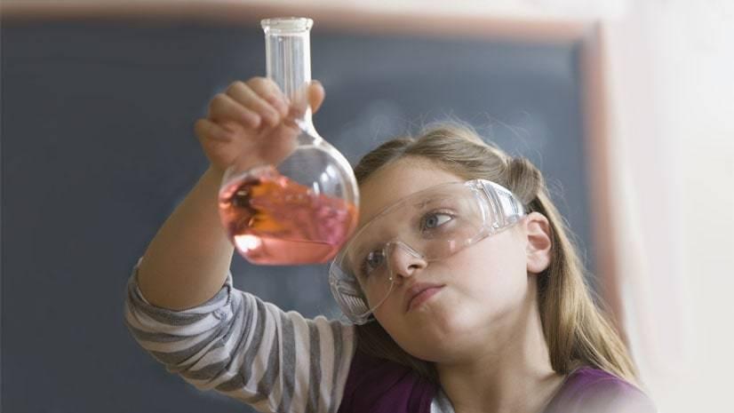 Você é uma reação química gigante!